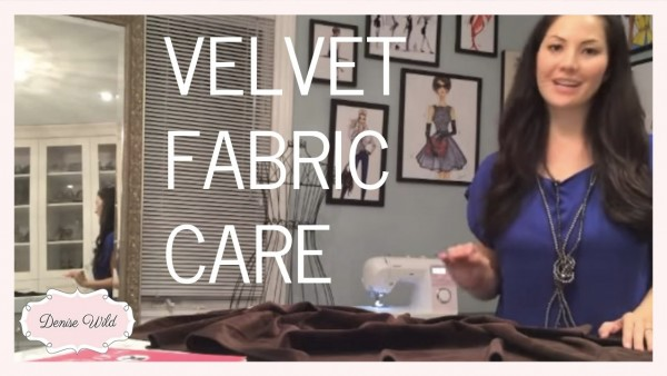 How to Care for Velvet Fabric