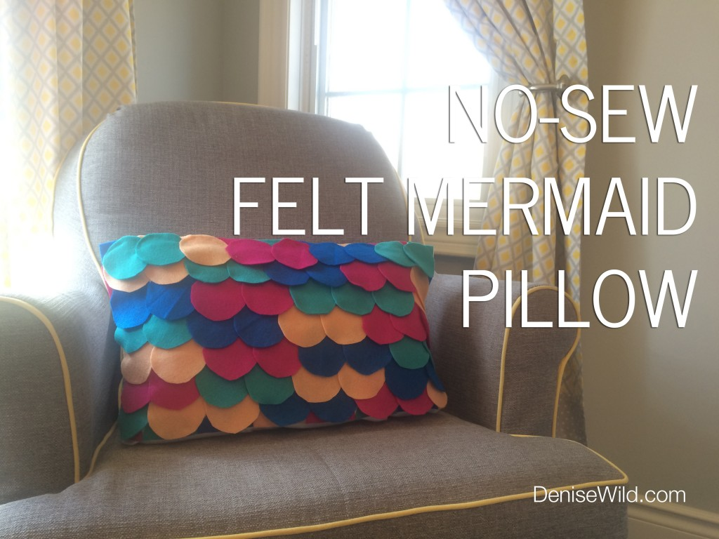 No_Sew_Felt_Scalloped_Pillow_Mermaid