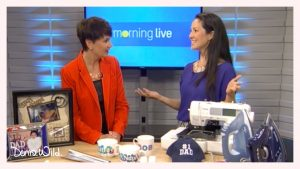Denise On TV: Morning Live, March 4 @ Morning Live (CHCH)
