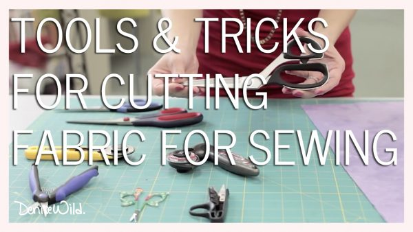 fabric cutting techniques