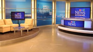 Denise On TV: CTV Kitchener News at Five, December 10 @ CTV News at Noon (CTV)