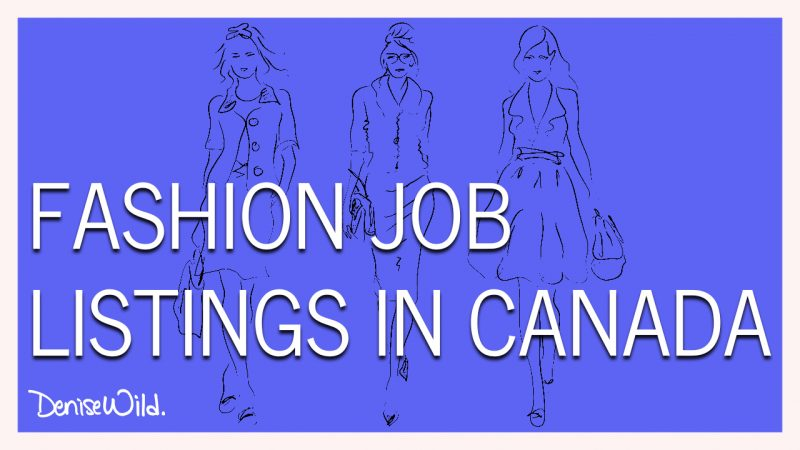 FASHION_JOB_LISTINGS_CANADA