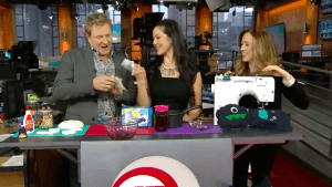 Denise On TV: CP24 Breakfast, August 24 @ CP24 Breakfast (CP24)