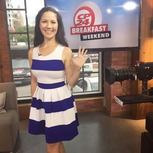 Denise On TV: CP24 Breakfast, December 24 @ CP24 Breakfast (CP24)