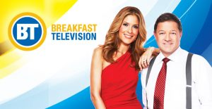 Denise On TV: Breakfast Television, May 10 @ City TV