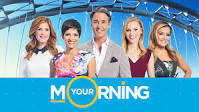 Denise on TV: Your Morning, November 22