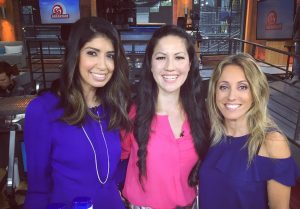 Denise On TV: CP24 Breakfast, April 22 @ CP24 Breakfast (CP24)