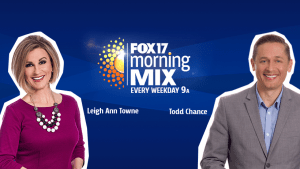 Denise On TV: Morning Mix, June 4 @ Morning Live (CHCH)